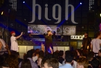 ROSCOE DASH LIVE 20.11.15 au High Club � Nice