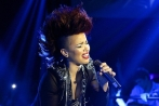 EVA SIMONS LIVE le 23.11.12 au High CLub � Nice