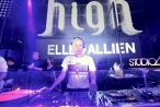 VERTIGO - ELLEN ALLIEN le 21.04.17 au High CLub à Nice