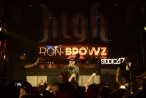 RON BROWZ 06.11.15 au High Club à Nice