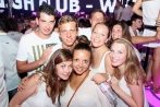 WHITE PARTY le 14.08.12 au High CLub � Nice
