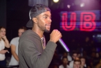 ROSCOE DASH LIVE le 20.11.15 au High CLub à Nice