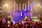 CRIS CAB SHOWCASE 27.07.17 au High Club à Nice