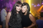 TERRI B et CHRIS KAESER 26.07.13 au High Club � Nice