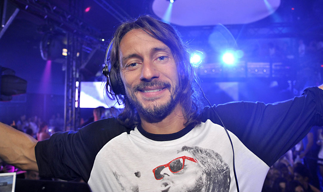 BOB SINCLAR LIVE au High Club à Nice le 16.06.11
