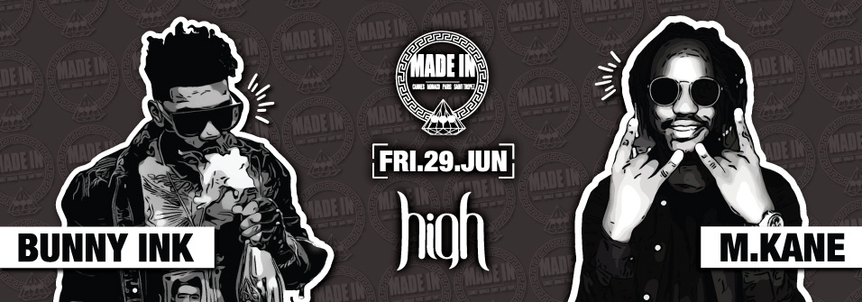 MADE IN HIP HOP - 29.06.18