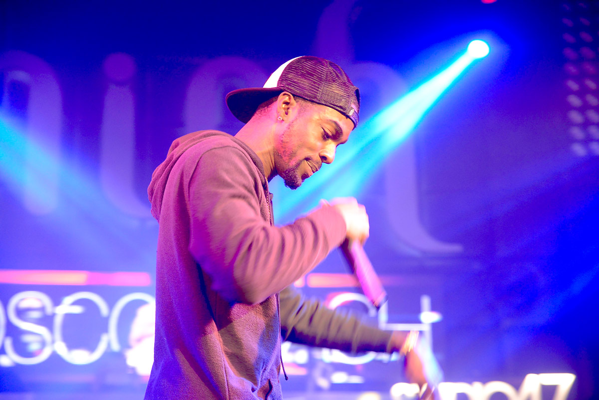 ROSCOE DASH LIVE au High Club à Nice le 20.11.15
