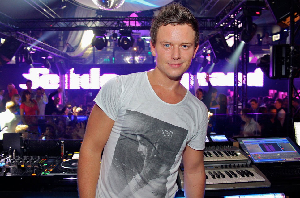 FEDDE LE GRAND au High Club à Nice le 14.10.11